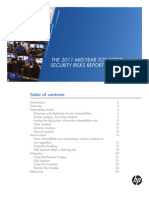 Cyber Security Risks Report