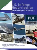Report Modernization