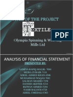 AFS Olympia Textile