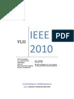 SLITE  VLSI IEEE 2010
