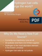 Hydrogen or Oil