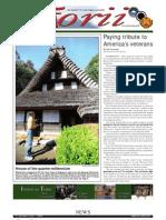 Torii U.S. Army Garrison Japan weekly newspaper, Nov. 17, 2011 edition