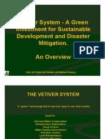 Vetiver System Power Point