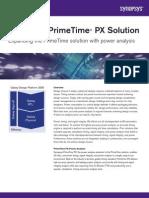 Primetime Px Brief