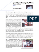 Report on Flood Relief Camp