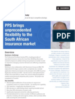 PPS Case Study for Silvermoon