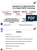 Design Considerations for High Resolution Pipelined ADCs in Digital CMOS Technologies