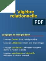 Algebre Rel