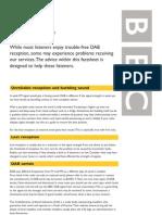 Dab Factsheet