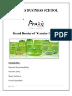 Garnier Brand Dossier Full
