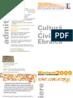 Cultura Si Civilizatie Ebraica