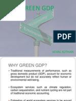 green gdp