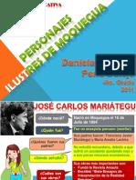 Personajes Ilustres de Moquegua Danielita