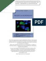 Progr Neurobiology Con Portada