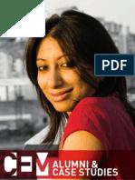 CEM-Alumni and Case Studies Web