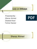 Case Study Infosys