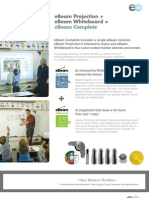 eBeam Complete Copyboard and Interactive Whiteboard