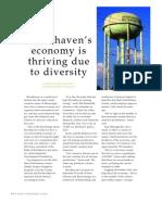 Brook Haven Diverse Economy