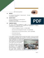 My Focus Consulting Profile