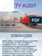 Safety Audit Ppt Representation (2)