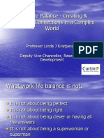 -Work Life Balance PPT