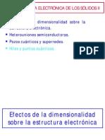 Estructura electrónica de los sólidos