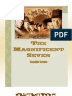 The Magnificent Seven Character Sketches