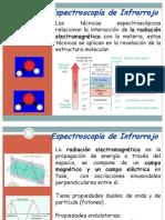 espectroscopia infrarrojo