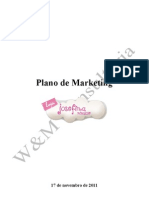 Plano de Marketing - Josefina Rosacor