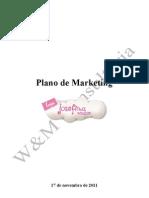 Plano de Marketing - Josefina Rosacor
