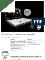 HP Pavilion Dv6-1291es Especificaciones