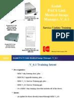 MIM V6 1 Service Update Training