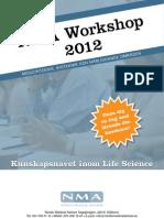 NMA Workshop 2012