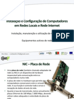 Apresentação_8_ICCRLRI_CELF_equipamentos_activos_rede