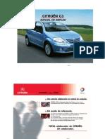 C3 Citroen Manual de Empleo