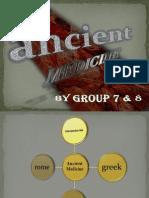 Ancient Medicine 2010