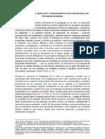 PEDAGOGÍA DE LA VIDA.redaccion de texto