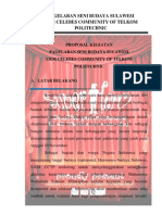 Proposal Pagelaran Seni & Budaya