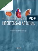 Diretrizes Brasileiras de Hipertensão