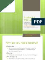 PruBSN Takaful Malaysia Medical Card