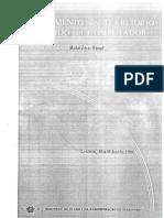 Sousa da Câmara (1986) - O planeamento da paisagem na perspectiva dum Arquitecto Paisagista na actividade privada