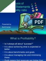 Profitability PPT