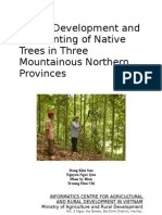 WORKSHOP Proceedings 2003 - ICARD Land, Forest, Plantations, Natives Trees VN