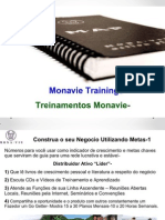 Manual de Treinamento Monavie