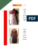 Katalog Batik Wanita 15 Nopember 2011
