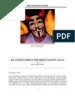 An Anonymous Wicked Clown Saga
