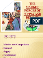 The Market Forces of Supply and Demand1