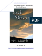 Real Dreams Poster