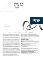 3Com Baseline Switch 2426 PWR Plus User Guide