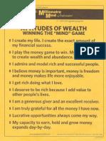 MMi Attitudes of Wealth declarations